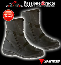 Scarpe Dainese Nighthawk C2 Gore-Tex Nero Moto Shoes