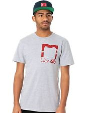 DC Rob Dyrdek Heather Grey Signature Series Underpocket Pocket T-Shirt