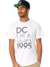 DC Rob Dyrdek White Signature Series 95 Stackup T-Shirt