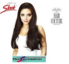Sleek Hair Couture IVY LONG Quick Weave/Half Wig/3/4 WIG Fall Clip In Hair Piece