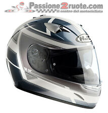 Casco Hjc Is-16 Pike MC-10 integrale moto helmet casque helm
