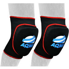 AQWA Knee Caps Protector Pad Brace Support Guards Sport Work Guard MMA Padded