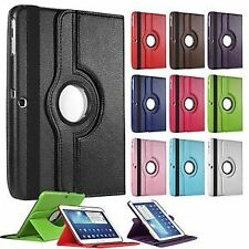 Rotating Flip Case Cover For SAMSUNG GALAXY Tab 2 10.1 P5113 P5100 P5110 P7500