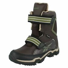 Ladies Reebok Thinsulate Canyonaro Boot Brown/Moss Green  (MR)