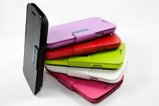 FUNDA IPHONE 5 5S FUNDA LIBRO TAPA FLIP COVER CIERRE IMÁN IPHONE 5 5S 5 COLORES