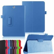 Leather Tablet Stand Flip Cover Case For Samsung Galaxy Tab A 9.7 T550