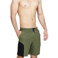 Clifton Men's Shorts - Olive Green