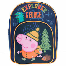 Peppa Pig Bag | George the Pig Backpack | George Pig Bag | Peppa Pig Backpack