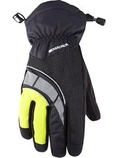 Madison Black-Hi Viz Yellow Stellar MTB Gloves