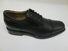 MENS CLARKS DRIGGS CAP OXFORD SHOES