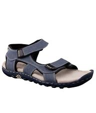 WOODLAND ORIGINAL MENS BLUE 1037111 CASUAL SANDAL