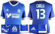 *15 / 16 - ADIDAS ; MARSEILLE 3rd KIT SHIRT SS / CABELLA 13 = SIZE*