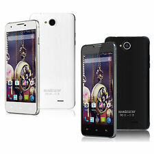 "5.0"" Dual Sim Quad Core 8GB GPS Wifi Android Handys 4.4 Smartphone Ohne Vertrag"