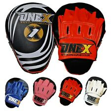 Smartie Focus Pads,Hook and Jab,MMA Boxing Kick Muay Thai Mitts ,6oz Gloves Set