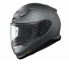 CASCO INTEGRALE SHOEI NXR CANDY IN FIBRE MULTI COMPOSITE AIM GRIGIO OPACO MOTO