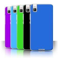 STUFF4 Phone Case/Back Cover for Huawei Honor 7i/ShotX /Colours