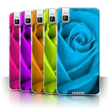 STUFF4 Phone Case/Back Cover for Huawei Honor 7i/ShotX /Rose