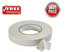Double Sided Clear Adhesive Permanent Sticky Tape 2 Quality Rolls Adhesive Craft