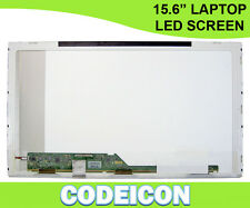 "15.6"" NEW WXGA LED LCD SCREEN DISPLAY FOR TOSHIBA LAPTOP NOTEBOOK PC"