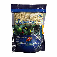 NP Biopearls Marine Fish Tank Filter Media Phosphate Nitrate Nutrient Remover