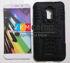 New Coolpad Dazen Note 3 Hard Armor Hybrid Rubber Bumper Stand Rugged Back Case
