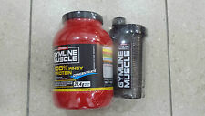 ENERVIT GYMLINE MUSCLE 100% WHEY PROTEINE CONCENTRATE+SHAKER VARI GUSTI