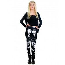 LEXY LEGGING - BAD BETTIE - Rockabilly, Gothic, Punk, Emo,TOO FAST,