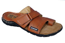 RED CHIEF MENS ORIGINAL G.TAN 386 CASUAL SLIPONS SLIPPER / SANDAL