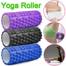 Sports Gym Foam Roller Trigger Point Grid Massage Exercise Textured Yoga Physio