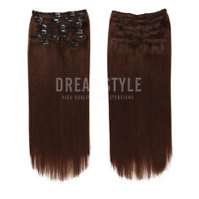 20% OFFER Dreamstyle Clip In Remy Human Hair Extensions Full Head
