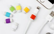 Cable Protector & Saver for Apple iPhone Ipad USB Data Charging Cable (2 Units)