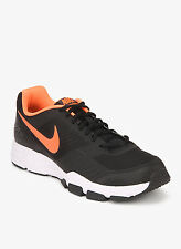 Nike Brand Mens Original Black Orange Air One Tr 2 Sports Shoes
