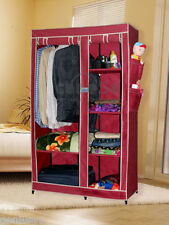India's No.1 CbeeSo Portable Foldable Folding Wardrobe Cupboard Almirah CB-260