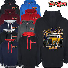 Hotrod 58 Classic American Moonshine V8 Roadster Coupe Car Auto Hoody Hoodie 39