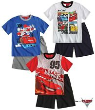 DISNEY CARS PIGIAMA / SHORTY TGL 98 104 110 116 128