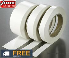 CLEAR HEAVY DUTY DOUBLE SIDED 2 ROLLS ADHESIVE-STICKY ECONOMY DOUBLE SIDED TAPE