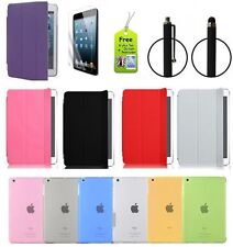 Luxury Magnetic Leather Wallet Smart Flip Case Cover For Apple iPad Air 2 iPad 6