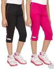 OCEAN RACE Women's Stylish Cotton Capri Combos-(3/4 Th Pant)-Pack of 2