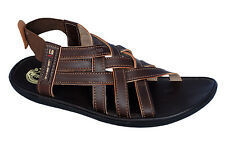 Lee Grain Brand Mens Brown Casual Sandal 8123