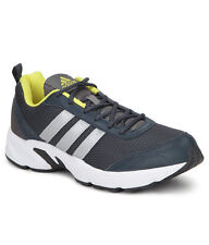 Adidas Brand Mens Albis Mid Yellow Running Sports Shoes