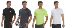 Mens / Adults Redtag Active Short Sleeve Running Sportswear Top / T-shirt