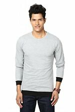 Unisopent Designs Contrast  Neck Full Men's T-Shirt