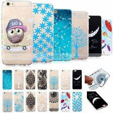 BF2 Design Slim Soft TPU Case Cover For Apple iPhone 6 6S Plus 5S 5C Touch 5/6th