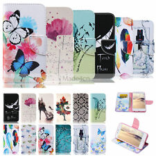 -TX Design Wallet Leather Case Cover For Apple iPhone 6S Plus 5S 5C 4S Touch 6 5