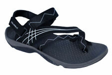 Columbus Brand Mens Black White Sports Sandal - Casino