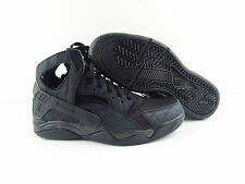 Nike Air Flight Huarache Triple Black New US_10 11 Eur 44 - 45