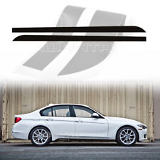 4-Color M Performance Side Skirt Stripe Sticker Decal For BMW 3 series F30 13-15