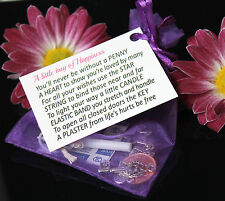Personalised Wedding Favours Gift or Decorations - A Little Bag Of Happiness