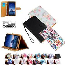 Leather Card Wallet Flip Stand Case Cover For Various Cubot Mobile Phones