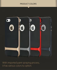 Rock Royce Series Ultra-Thin Silcion TPU+Hard PC Back For Apple iPhone 6 (4.7)